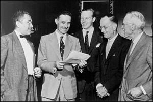 1955 Minnesota Symposium on Arteriosclerosis in Minneapolis, MN