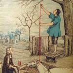18th Century blood pressure experiment of Reverend Steven Hale