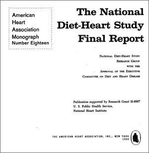 heart association diet: