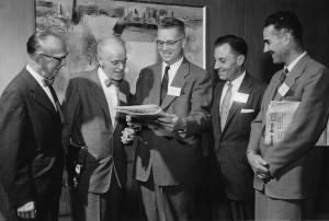 Keys Atherosclerosis Symposium 1955